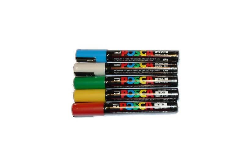 posca queen marking pen